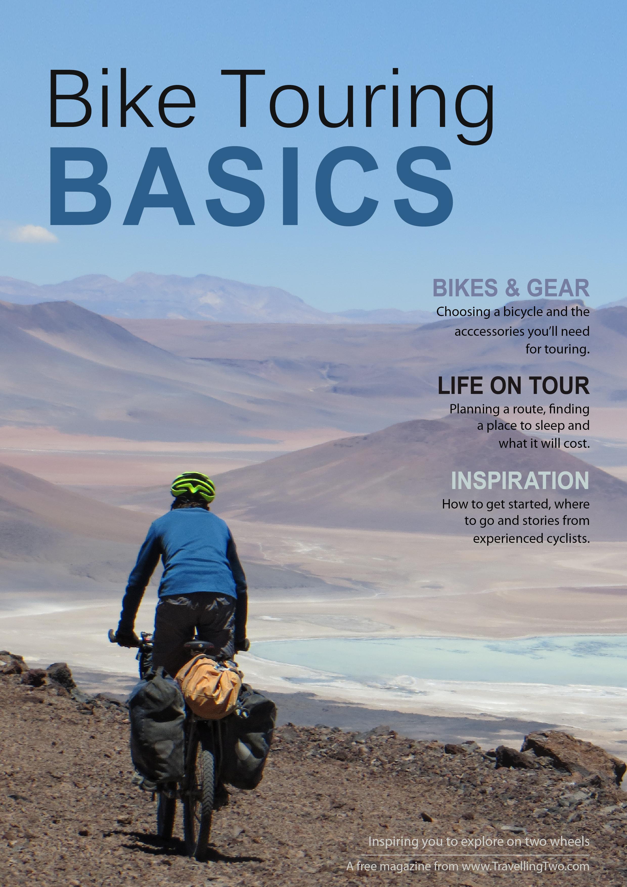 Bike Touring Basics Magazine hi-res