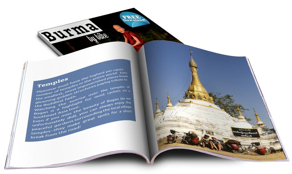 Myanmar by bike