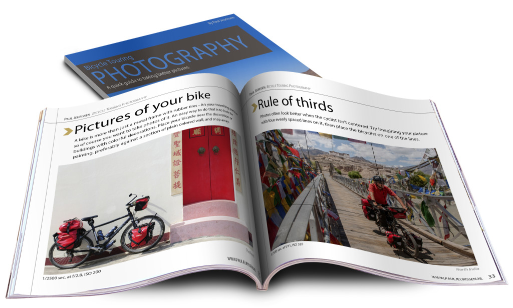 bicycle touring photo tip guide