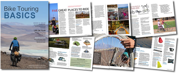 Bicycle Touring Basics - a guide